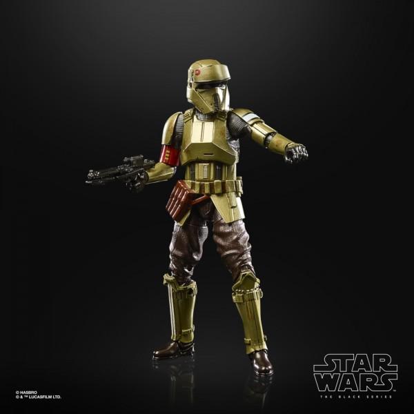 Star Wars The Mandalorian Black Series Actionfigur 15 cm Shoretrooper (Carbonized) Exclusive
