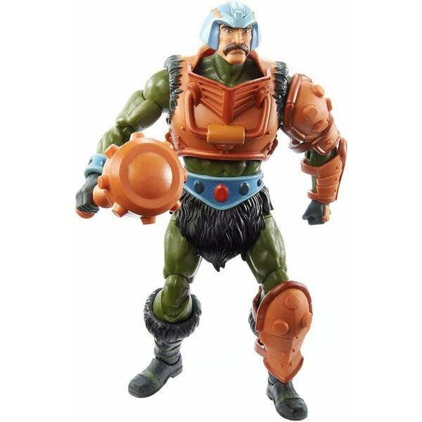Masters of the Universe: Revelation Actionfigur Man-At-Arms
