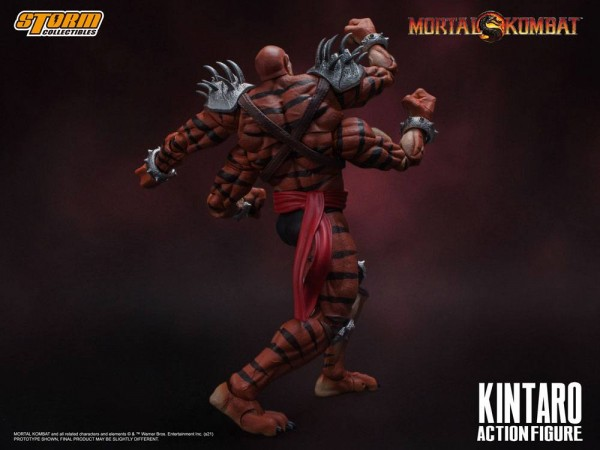 Mortal Kombat Actionfigur 1/12 Kintaro