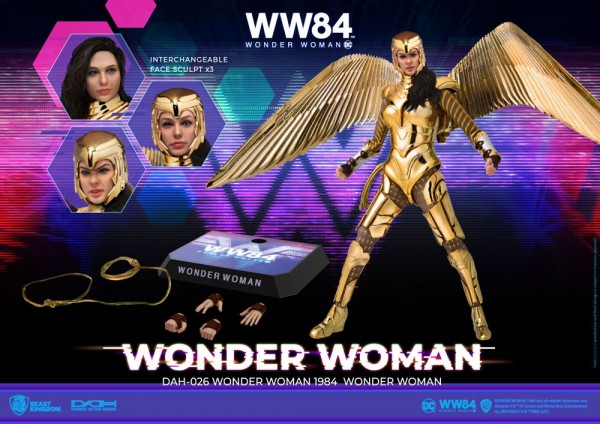Wonder Woman 1984 Dynamic 8ction Heroes Actionfigur Wonder Woman