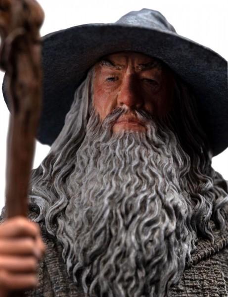 Herr der Ringe Mini Statue Gandalf der Graue