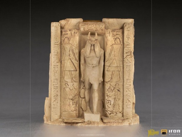 Universal Monsters Art Scale Statue 1/10 The Mummy (Deluxe)