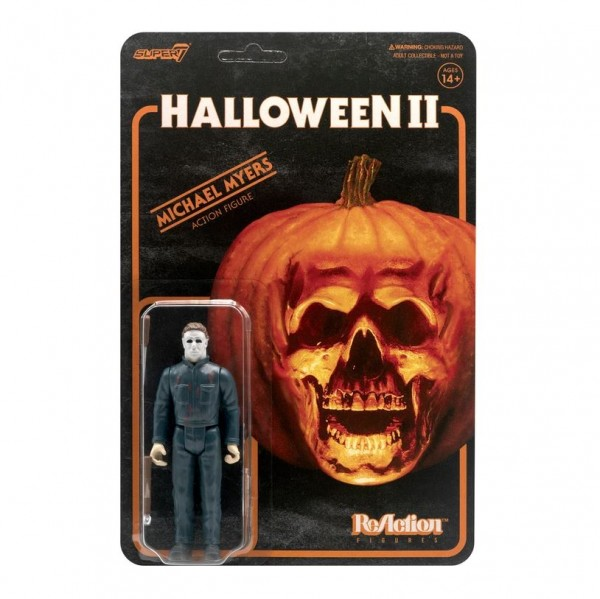 Halloween 2 ReAction Actionfigur Michael Myers