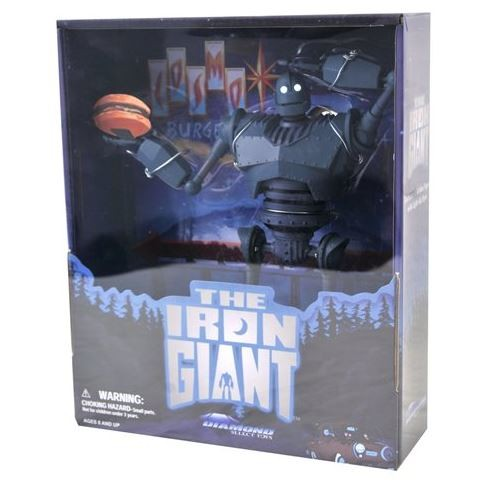 The Iron Giant Deluxe Actionfigur Box-Set (SDCC 2020)