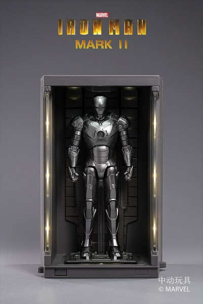 ZD Toys 1/10 Hall of Armor