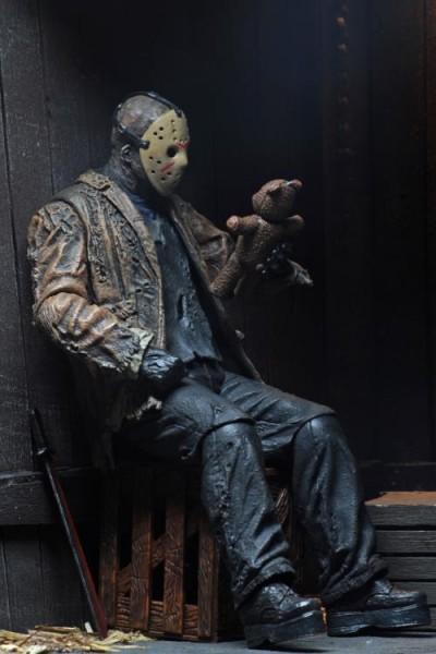 Freddy vs. Jason Ultimate Actionfigur Jason Voorhees