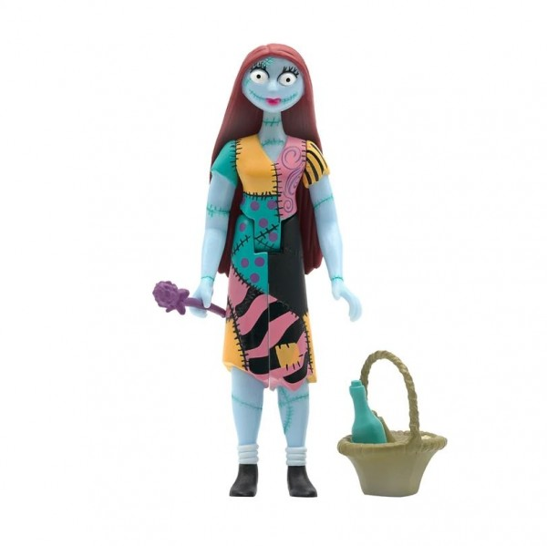 Nightmare before Christmas ReAction Actionfigur Sally