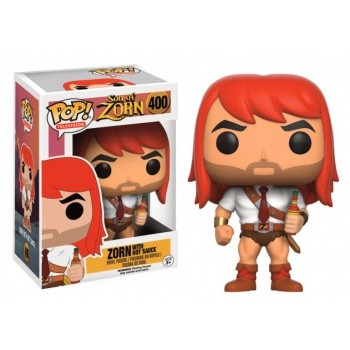 Son of Zorn Funko Pop! Vinylfigur Zorn (with Hot Sauce) 400