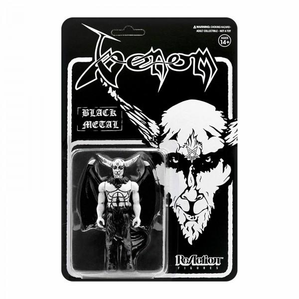 Venom ReAction Actionfigur Black Metal