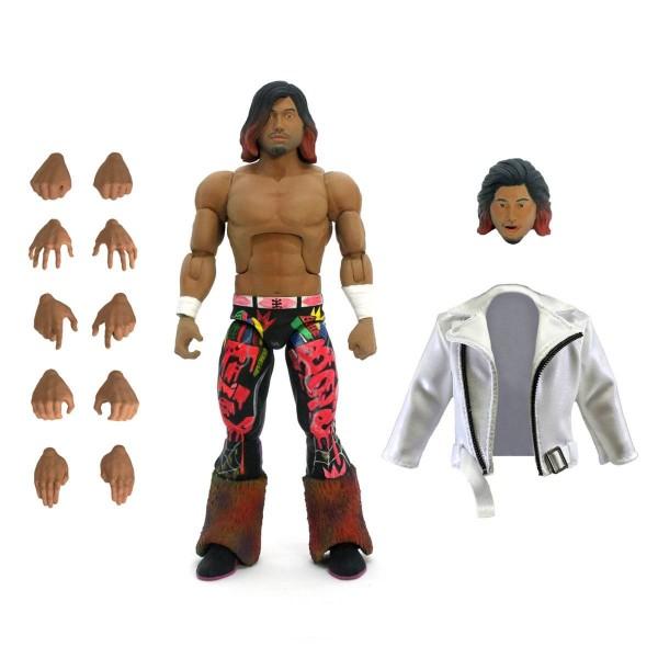 New Japan Pro-Wrestling Ultimates Actionfigur Hiromu Takahashi