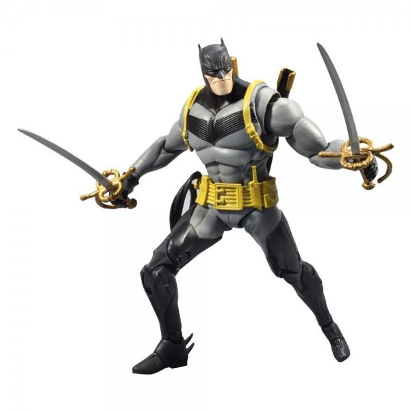 DC Multiverse Collector Multipack Actionfiguren Batman vs Azrael Batman Armor (2-Pack)