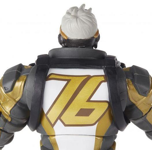 Overwatch Ultimates Actionfigur Soldier 76 (Golden) Exclusive