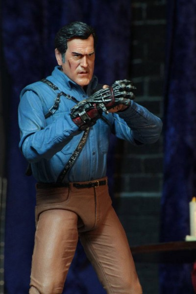 Ash vs. Evil Dead Ultimate Actionfigur Ash (3D)