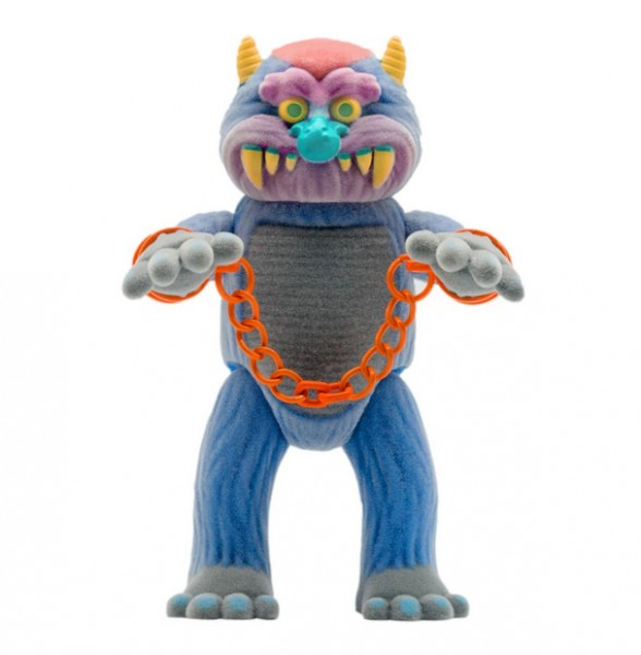 My Pet Monster ReAction Actionfigur Monster (Flocked)