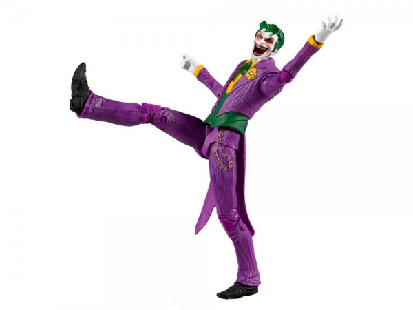 DC Multiverse Actionfigur Joker (Modern Comic)