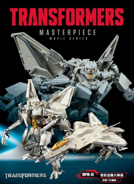 Transformers Masterpiece Movie Series MPM-10 Starscream
