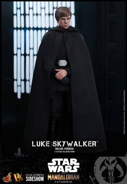 Star Wars The Mandalorian Television Masterpiece Actionfigur 1/6 Luke Skywalker (Deluxe Version)