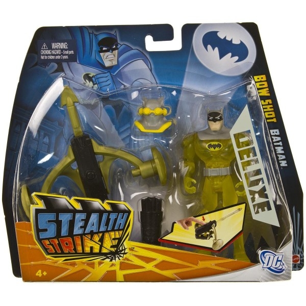 Stealth Strike BOW SHOT BATMAN Actionfigur