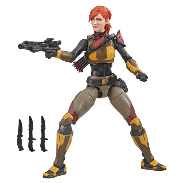 G.I. Joe Classified Series Actionfigur 15 cm Scarlett (Redeco)
