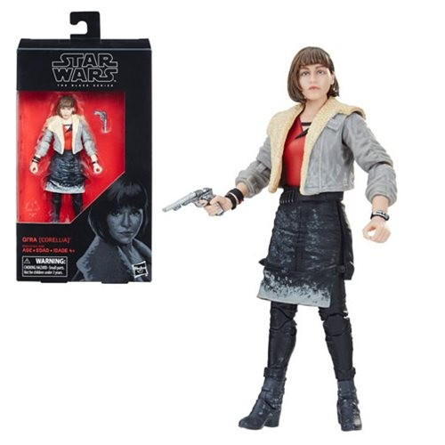 Star Wars Black Series Actionfigur 15 cm Qi'ra (Solo)