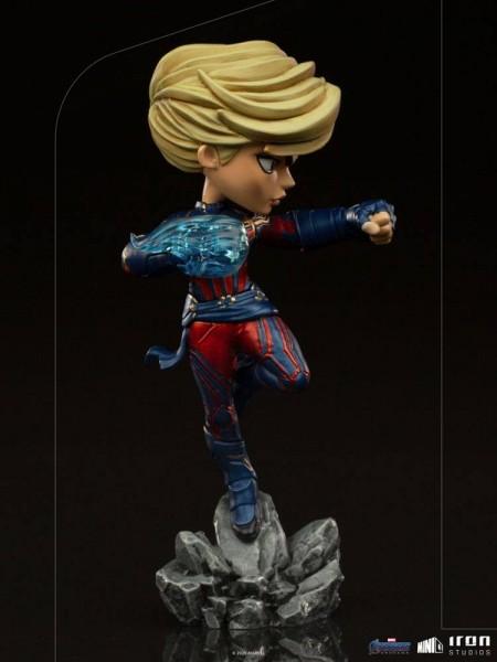 Avengers Endgame Minico PVC Figur Captain Marvel