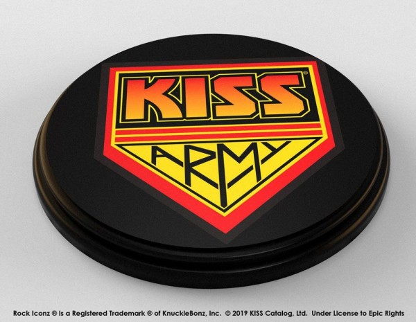 KISS Rock Iconz Statue 1/9 The Catman (ALIVE!)