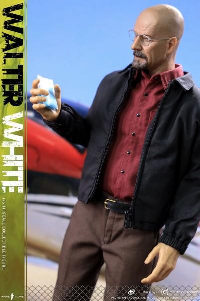 Mars Toys 1/6 Actionfigur Walter White 2.0