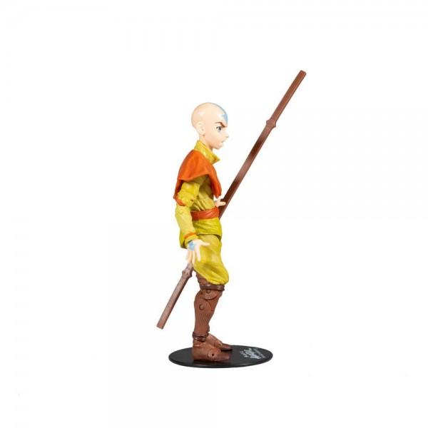 Avatar: Herr der Elemente Actionfigur Aang