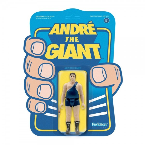 André the Giant ReAction Actionfigur André the Giant (Singlet)