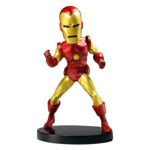 Marvel Classic Wackelkopf-Figur Iron Man
