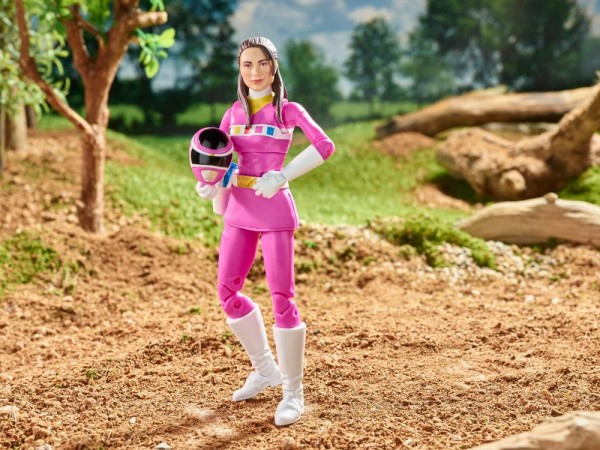 Power Rangers Lightning Collection Actionfigur 15 cm In Space Pink Ranger