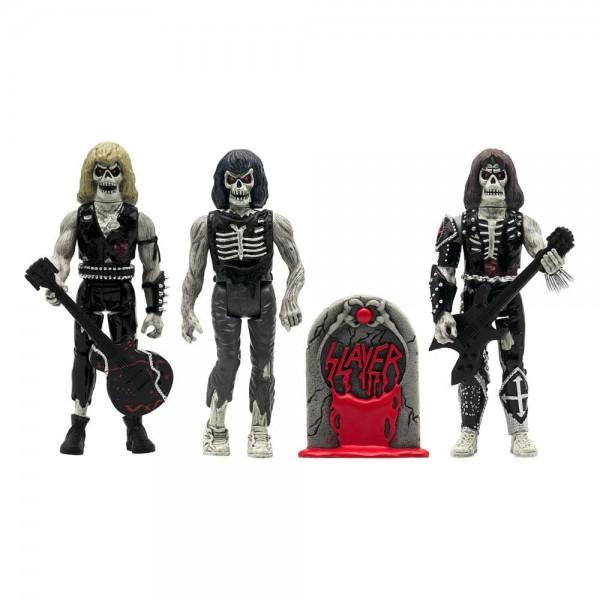 Slayer ReAction Actionfiguren Live Undead (3-Pack)
