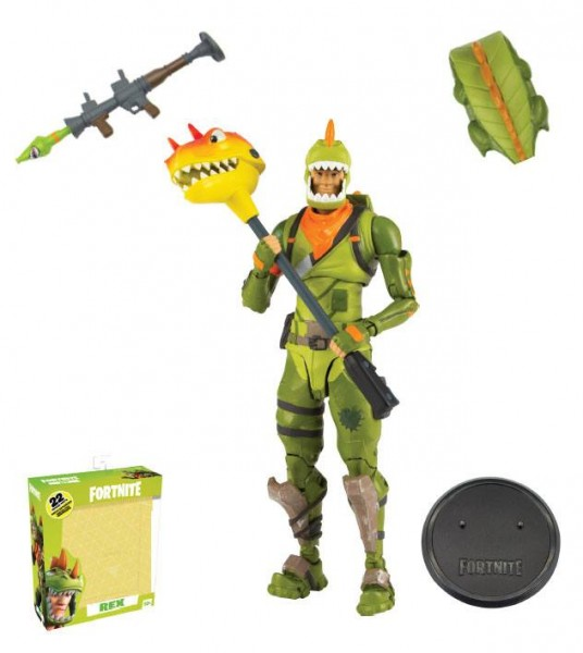 Fortnite Actionfigur Rex