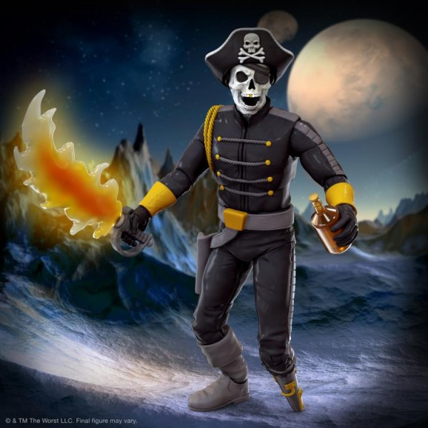 The Worst Ultimates Actionfigur Captain Deadstar