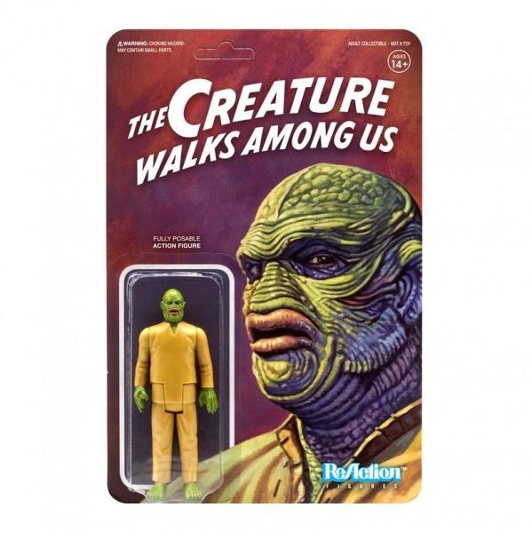 Universal Monsters ReAction Actionfigur Creature Walks Among Us