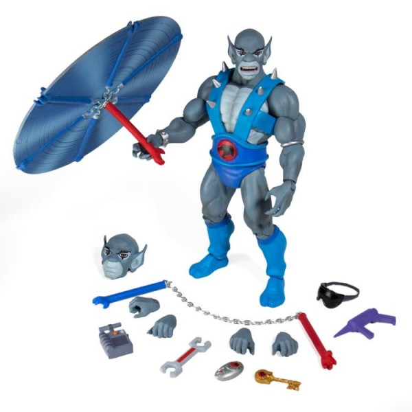 Thundercats Ultimate Actionfigur Panthro