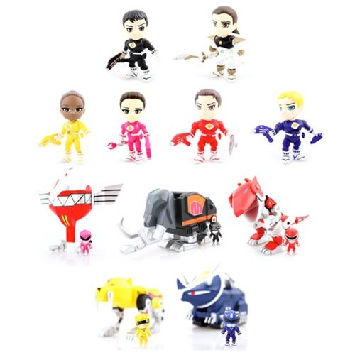 Mighty Morphin Power Rangers Action-Vinyl Minifigur Wave 2