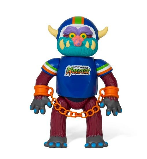 My Pet Monster ReAction Actionfigur Football Monster