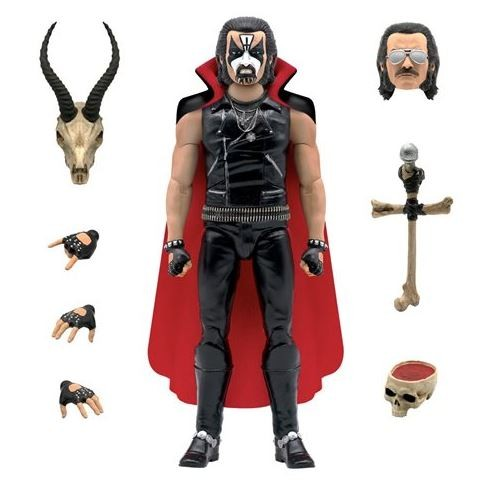 King Diamond Ultimates Actionfigur King Diamond