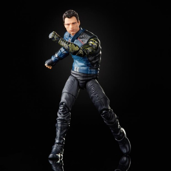 Avengers 2021 Marvel Legends Actionfigur Winter Soldier