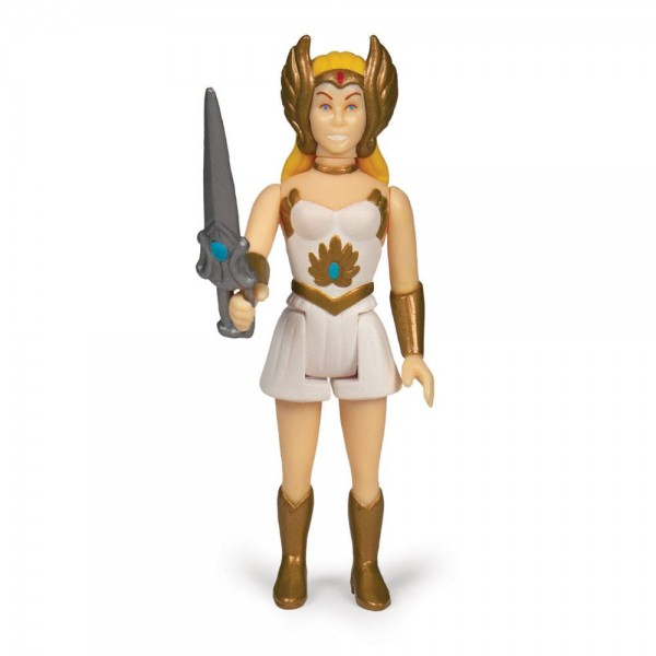 Masters of the Universe ReAction Actionfigur She-Ra
