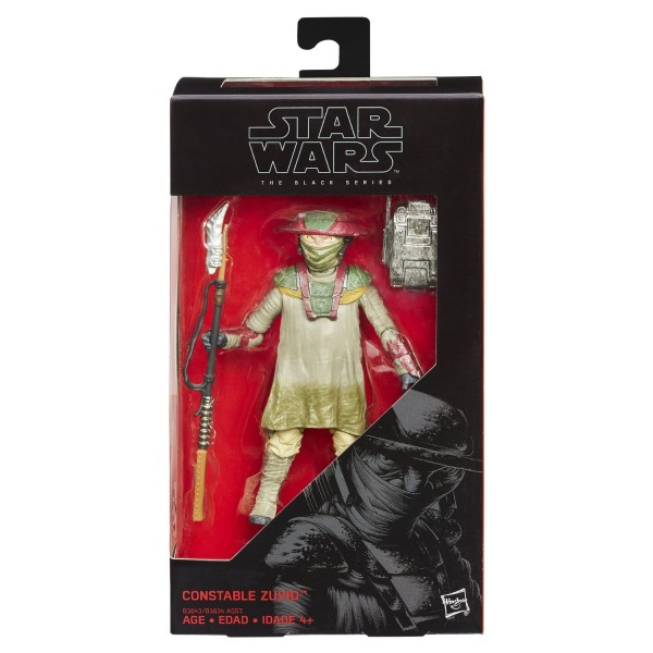 Star Wars Black Series Actionfigur 15 cm Constable Zuvio