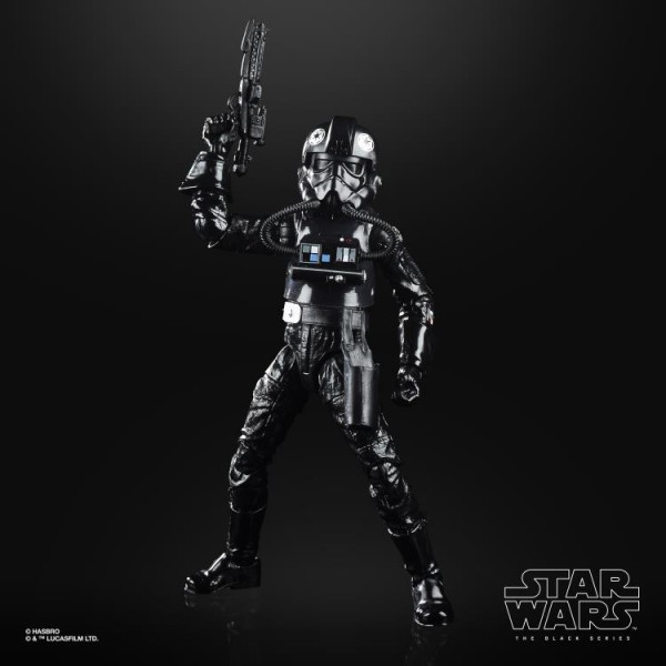 Star Wars Black Series Empire Strikes Back 40th Anniversary Actionfigur 15 cm Imperial Tie Fighter P