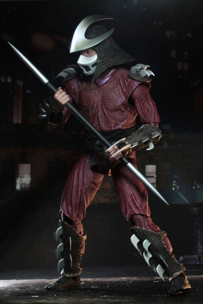 Teenage Mutant Ninja Turtles 1990 Movie Actionfigur 1/4 Shredder