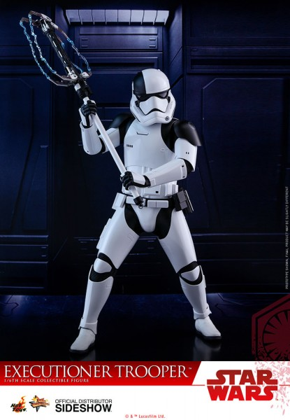 Star Wars Movie Masterpiece Actionfigur 1/6 First Order Executioner Trooper (Ep VIII) Exclusive