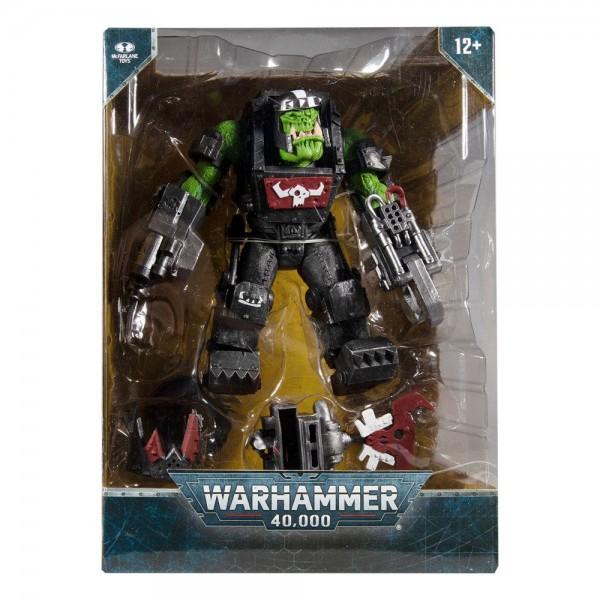 Warhammer 40k Actionfigur 30 cm Ork Meganob with Shoota