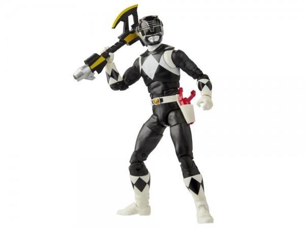 Power Rangers Lightning Collection Actionfigur 15 cm Mighty Morphin Black Ranger