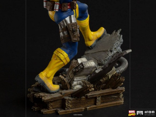 Marvel Comics BDS Art Scale Statue 1/10 Forge