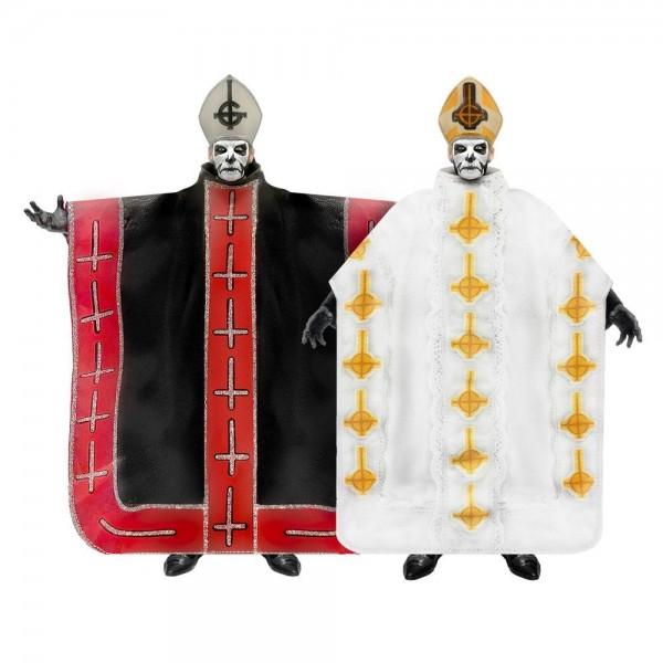 Ghost Ultimates Actionfigur Papa Emeritus I