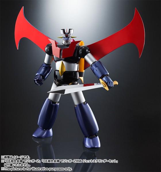 Great Mazinger DX Soul of Chogokin Diecast Actionfigur Great Mazinger